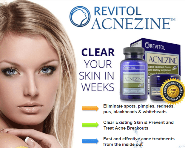 Natural Skincare Revitol Acnezine Reviews How To Cure Acne And Get Rid Of Acne Scars