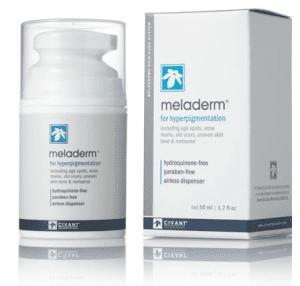 meladerm cream reviews